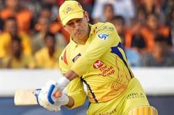 Ipl 2020 Dhoni Shouldn T Bat Lower Than Number 5 Ajit Agarkar