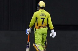Ipl 2020 Csk Vs Rr Result Is A By Product Of The Process Ms Dhoni