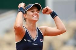 French Open 2020 Qualifier Podoroska Upsets Svitolina To Make Roland Garros History