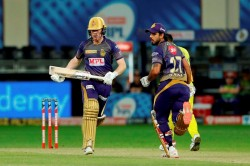 Ipl 2020 Nitish Rana Impresses With 61 Ball 87 As Kolkata Knight Riders Send Him To Open Against Csk