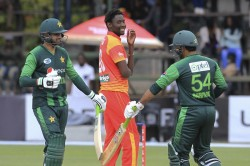 Zimbabwe Is Relatively Weak Compared To Other Teams Waqar Younis