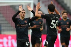 West Ham Manchester City Foden Cancels Out Antonio Stunner Report