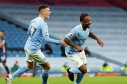 Manchester City Arsenal Premier League Raheem Sterling Pep Guardiola