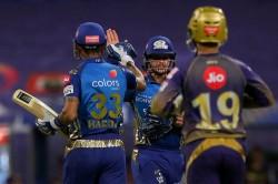Ipl 2020 Mi Vs Kkr Match 32 Highlights Mumbai Indians Register Comprehensive 8 Wicket Win