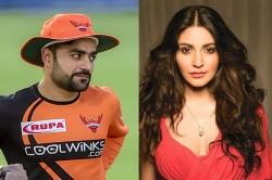 Anushka Sharma Wife Of Rashid Khan Google Goof Up Shows Virat Kohli As Afghan S Wife
