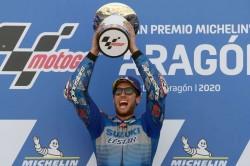 Motogp 2020 Aragon Grand Prix Alex Rins Alex Marquez Revel In Success