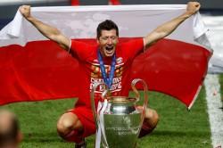 Lewandowski Lands Uefa Award After Bayern Munich Won Champions League In Treble Season Opta Facts