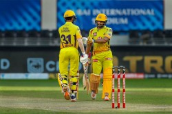 Ipl 2020 Rcb Vs Csk Match 44 Highlights Gaikwad Bowlers Shine As Chennai Beat Bangalore
