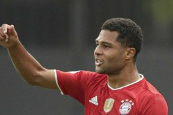 Serge Gnabry Tests Positive For Covid Coronavirus Fc Bayern
