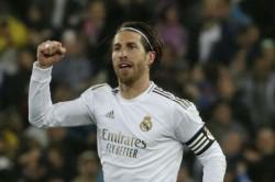 Sergio Ramos Stars In Real Madrid S El Clasico Win Against Barcelona