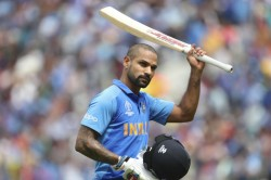 Shikhar Dhawan Says Its An Honour After Completing A Decade In Indian Team