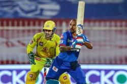 Ipl 2020 Dc Vs Csk Match 34 Highlights Destructive Dhawan Guides Delhi Capitals To Five Wicket W