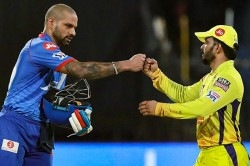 Ipl 2020 Dc Vs Csk Shikhar S Wicket Was Important But We Dropped Him Quite A Number Of Times Ms D