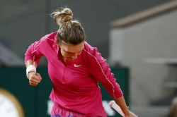 French Open 2020 Halep Avenges 2019 Loss Anisimova In Under An Hour