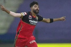 Mohammed Siraj Royal Challengers Bangalore Historic Records Ipl 2020 Against Kolkata Knight Riders