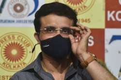 Bcci President Sourav Ganguly Says Ahmedabad Will Host Pink Ball Test Against England