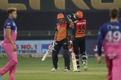 Ipl 2020 Cancel Biryani Order Daal Baati Should Just Do Fine Sunrisers Hyderabad Troll Rajasthan