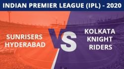 Ipl 2020 Srh Vs Kkr Match 35 Updates Sunrisers Hyderabad Kolkata Knight Riders