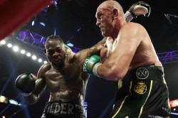 Tyson Fury Deontay Wilder Trilogy Fight Is Off