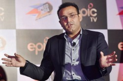 Virender Sehwag Picks Two Names Who Can Break Brian Lara S Record Of 400 In Tests