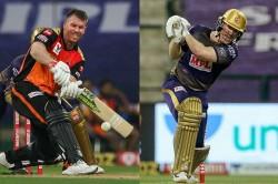 Ipl 2020 Srh Vs Kkr Match 35 Warner Russell Sharma And Morgan Chase These Milestones