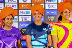 Women S T20 Challenge Teams Schedule Harmanpreet Smriti Mithali Named Captains