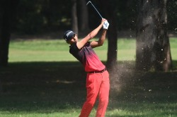 Akshay Sharma Capitalizes On Home Turf In Chandigarh Posts A 66 In Round Two To Build On Lead