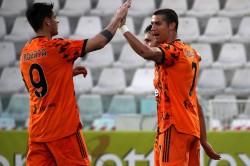 Pirlo To Unleash Ronaldo Dybala Morata Trident As Juventus Battle Defensive Crisis
