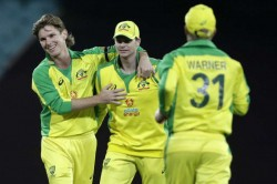 India Vs Australia 1st Odi Report Smith Finch Hundreds Carry Aussies To 66 Run Win