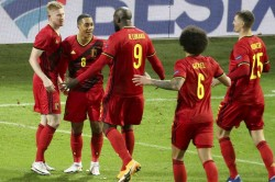 Belgium 2 0 England Three Lions Nations League Finals Hopes Ended