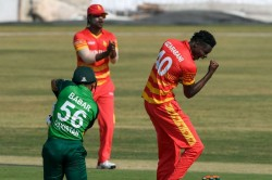 Magical Muzarabani Gives Zimbabwe Super Over Win Over Pakistan
