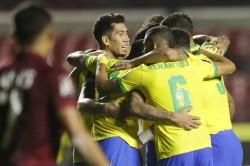 Brazil 1 0 Venezuela Selecao World Cup Qualifying Firmino