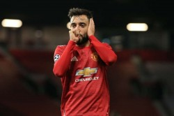 Manchester United 4 1 Istanbul Basaksehir Bruno Fernandes Goals