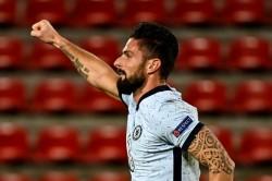 Chelsea Rennes Champions League Report Olivier Giroud Books Last 16 Spot
