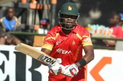 Former Zimbabwe Captain Chigumbura To Retire After Pakistan Series