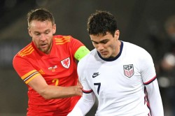 Wales United States International Friendly Report Hosts Held To Stalemate In Ryan Giggs Absence