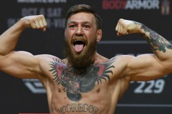 Rafael Dos Anjos Calls Out Conor Mcgregor After Beating Paul Felder