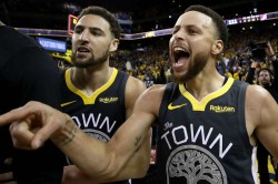 Steph Curry Talks Klay Thompson Injury End For Warriors Ready To Chase Lakers