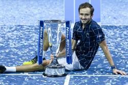 Atp Finals Russia President Vladimir Putin Congratulates Mastery Champion Daniil Medvedev