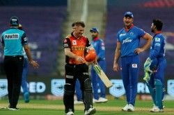 Ipl 2020 Sunrisers Hyderabad Skipper David Warner Says Dropped Catches Cost Them Dearly Vs Delhi