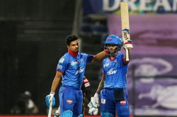 Ipl 2020 Dc Vs Srh Qualifier 2 1st Innings Blistering Knock From Dhawan Sees Delhi Capitals Post