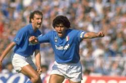 Diego Maradona Dead Argentina Napoli Legends Five Greatest Achievements