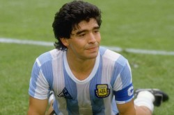Diego Maradona Dies The Star Of Mexico 1986 The World Cup Handball King