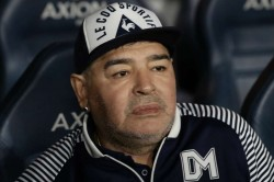 Diego Maradona Dies Natural Causes Lawyer John Broyad