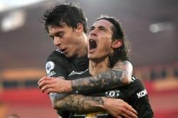 Southampton Manchester United Instrumental Edinson Cavani Inspires Comeback