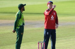 England Announce Dates To Tour Pakistan For A T20i Series In