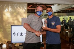 Isl 2020 21 Fitbit To Help Chennaiyin Fc In Their Health And Fitness Journey In The Tournament