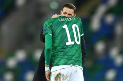 Northern Ireland Relegated After Romania Are Awarded 3 0 Win Over Norway