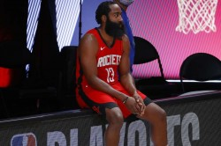 Brooklyn Nets Philadelphia 76ers Rockets Harden Nba