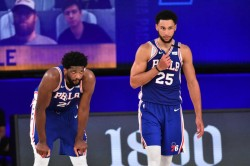 Philadelphia 76ers Daryl Morey Says Joel Embiid Ben Simmons Can Work Together